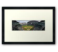 Safeco Field, Seattle Framed Print