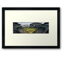 Safeco Field, Seattle Framed Print