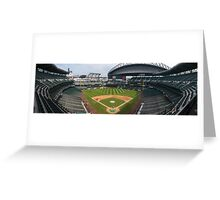 Safeco Field, Seattle Greeting Card