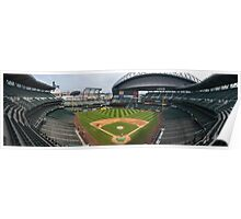 Safeco Field, Seattle Poster