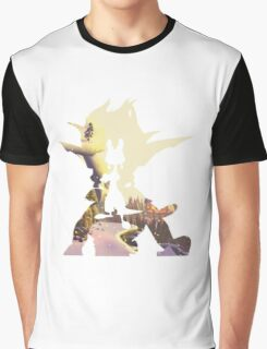 Jak and Daxter - Snowy Mountain Graphic T-Shirt