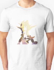 Jak and Daxter - Snowy Mountain Unisex T-Shirt