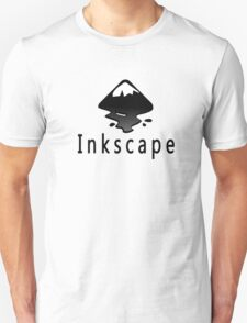 inkscape vector image editor Unisex T-Shirt