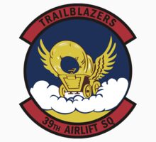 39th Airlift Squadron - Trailblazers by VeteranGraphics