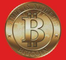 Bitcoin One Piece - Short Sleeve