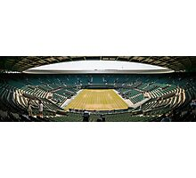 Wimbledon Court One Photographic Print