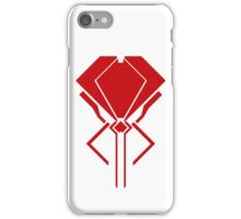2099 Spider logo (alt) iPhone Case/Skin