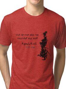 The Book Five Rings Tri-blend T-Shirt