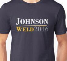Johnson Weld Campaign Logo Unisex T-Shirt