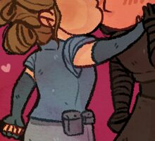 ~ Baby kisses  Sticker