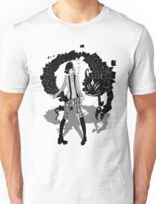 Grey Plaid T-Shirt
