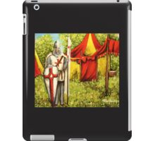 A Knights' Rest iPad Case/Skin