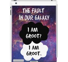The Fault in Our Galaxy  iPad Case/Skin
