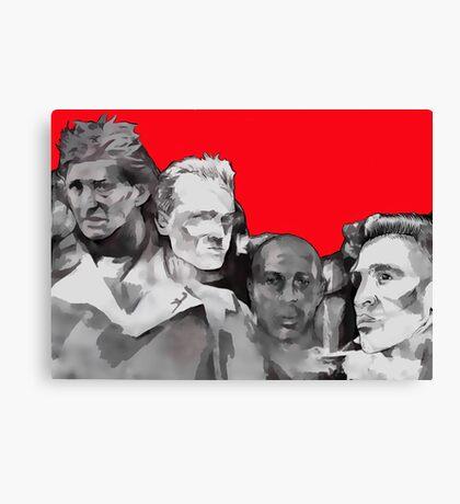 Arsenal Legends Canvas Print