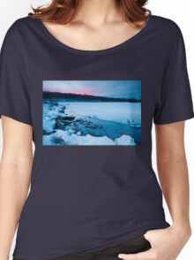 Pinky Freeze Women's Relaxed Fit T-Shirt