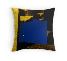 Une nuit en Italie Throw Pillow