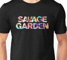 SAVAGE GARDEN The Single Logo Unisex T-Shirt