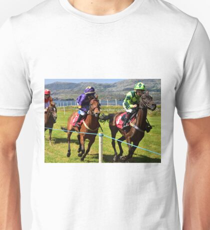 A day at the races Unisex T-Shirt