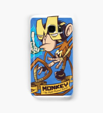 Dial M for Monkey Haymaker Samsung Galaxy Case/Skin