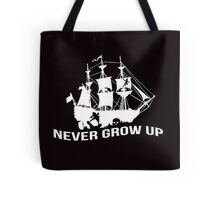Peter Pan - Never grow up Tote Bag
