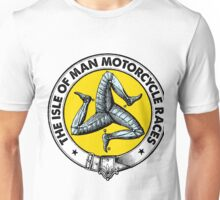 Isle of Man Motorcycle Races Unisex T-Shirt