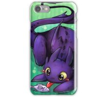 toothless the dragon iPhone Case/Skin