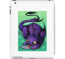 toothless the dragon iPad Case/Skin
