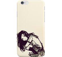 School Girl iPhone Case/Skin