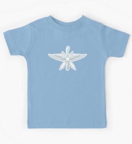 Retro air-force insignia Kids Tee