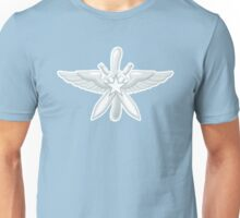 Retro air-force insignia Unisex T-Shirt