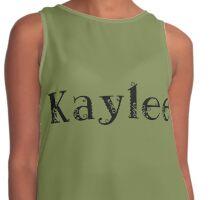 Kaylee Contrast Tank