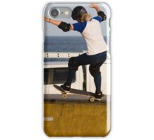 Poppy Starr Olsen - Frontside Grind iPhone Case/Skin