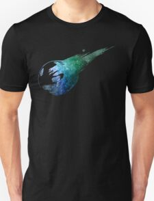 Final Fantasy VII logo universe Unisex T-Shirt