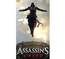 Assassin's Creed Design Photographic Print