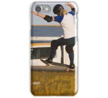 Poppy Starr Olsen - Frontside 5-0 Grind iPhone Case/Skin