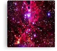 Fox Nebula Canvas Print