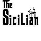 The Sicilian T-Shirt by Linda Allan