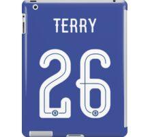 John Terry iPad Case/Skin