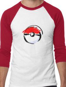 Pokemon Go Men's Baseball ¾ T-Shirt