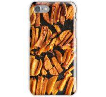 Sweet potato chips iPhone Case/Skin