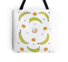 Citrus Nanners Pattern Tote Bag