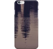 New York reflected iPhone Case/Skin