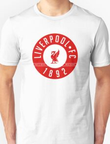 Liverpool FC - 1892 RED Unisex T-Shirt
