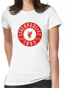 Liverpool FC - 1892 RED Womens Fitted T-Shirt