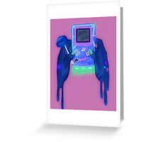 Video Games V1 Greeting Card