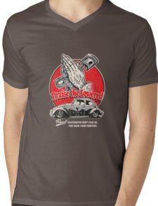 Praise The Lowered Beetle Mens V-Neck T-Shirt