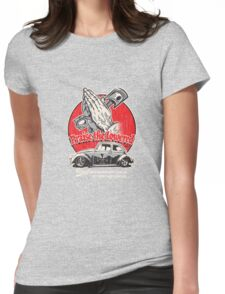 Praise The Lowered Beetle Womens Fitted T-Shirt