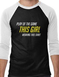 potg - f Men's Baseball ¾ T-Shirt