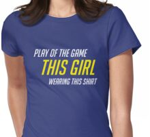 potg - f Womens Fitted T-Shirt