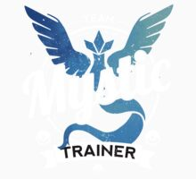 Team Mystic - Trainer Kids Tee